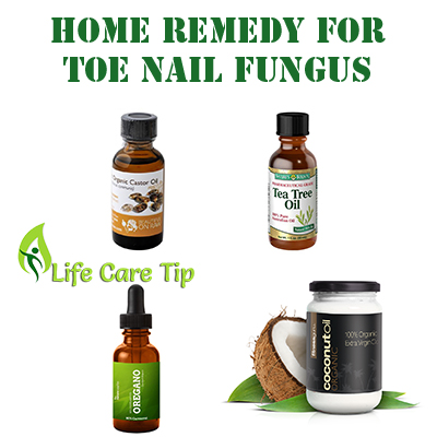 home remedy for toenail fungus