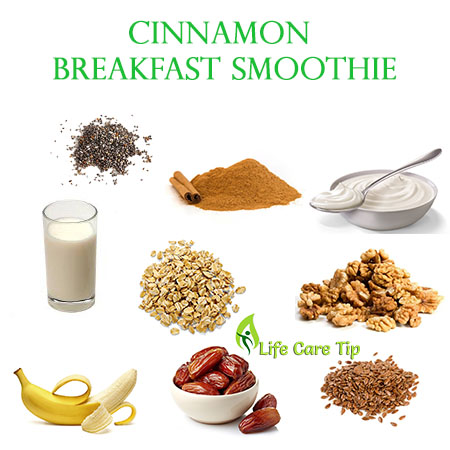 Benefits Of Using Cinnamon Breakfast Smoothie This Will Help You Lose 2 Kgs Weight In Weeks