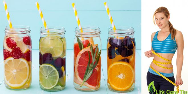 6 Different Detox Water