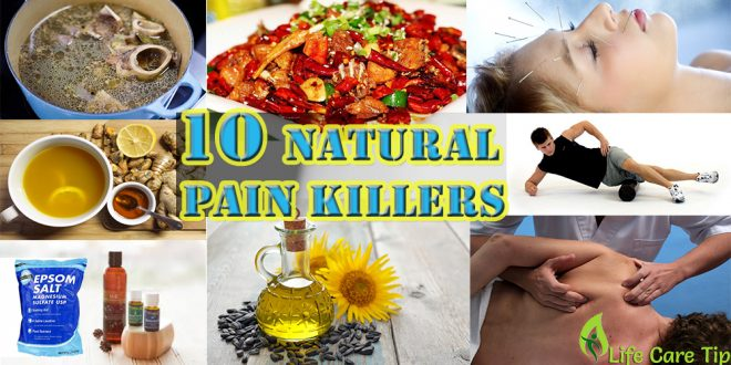 natural pain killers
