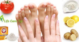 How to Remove Tan and Wrinkles from Hands and Feet Naturally