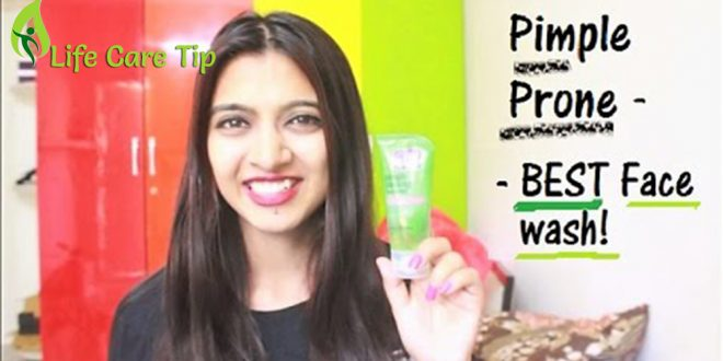 The Best Face Wash for A Pimple Prone Skin