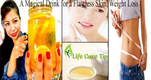 drink for a flawless skin, weight loss and hair growth naturally