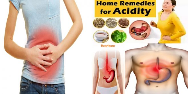 Effective Home Remedy to Cure Stomach and Liver Burning