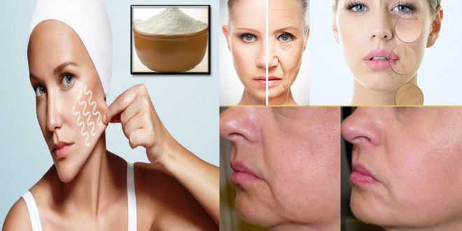 Natural Face Pack for Skin Whitening and Tightening