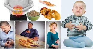 Home Remedy for the Treatment of Stomach Gas Naturally