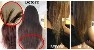 How to Get Rid of Split Ends Naturally without Cutting Hair