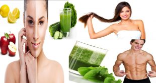 How to Make Magical Green Juice for Weight Loss, Skin and Hair