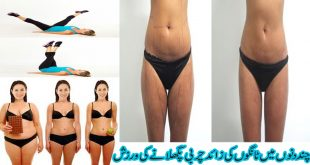 Simple & Easy Exercises to Lose Thigh Fat Fast & Naturally
