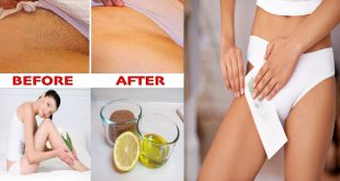 remove pubic hair naturally