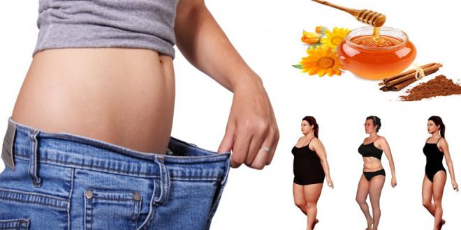 Cinnamon and Honey Drink to Get Rid of Belly Fat & Obesity Naturally