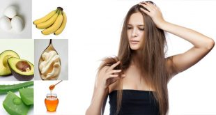 best home remedies for split ends and dry hair