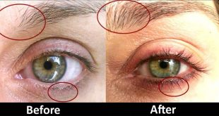 learn to naturally grow eyelashes long overnight