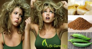 how to treat dry and damaged hair at home