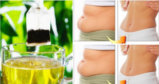 Lose Belly Fat with Green Tea in just 7 Days