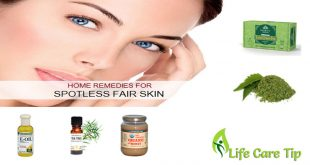 How to Get Spotless Skin Naturally