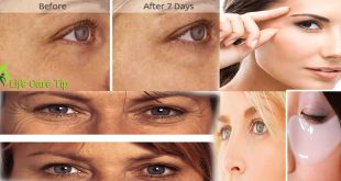 Hide Eye Wrinkles to Look Younger