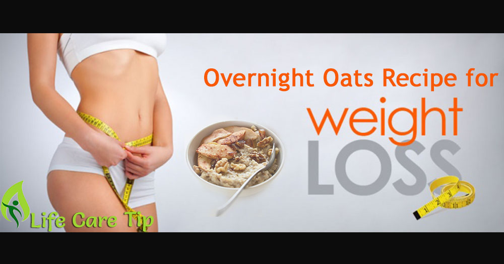 Amazing Overnight Oats Recipe for Weight Loss