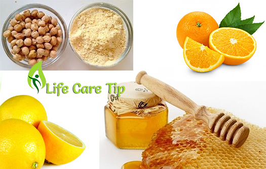 Orange Face Mask to Get Rid of Oily Skin – Life Care Tips