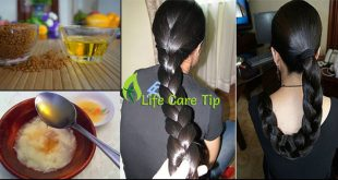 Simple Hair Growth Solution Naturally to Grow Hair 3 Times Faster