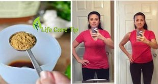 Weight loss by drinking this simple herbal tea at home