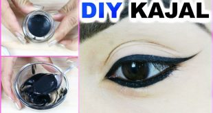 DIY Kajal At Home – Make Dark and Smudge-free Kajal