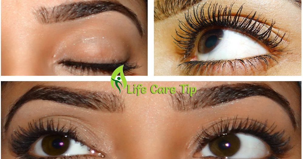 Remedy To Get Long And Thick Eyebrows And Eyelashes Life Care Tips