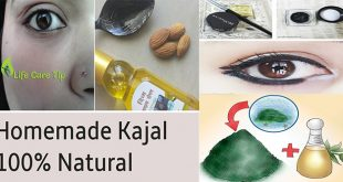 make kajal at home
