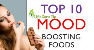 Top 10 Mood-Boosting Foods for a Healthy & a Happy Life