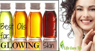 Oils for a Healthy and a Glowing Skin
