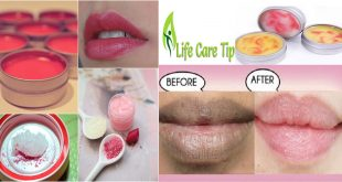 lip balm to get pink lips naturally