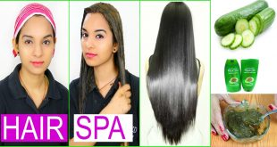 How to Do Hair Spa At Home Easily and Naturally