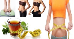 Homemade Magical Weight Loss Drink to Lose 20 Kilos in 10 Days