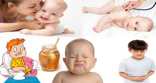 Relive Constipation in Children