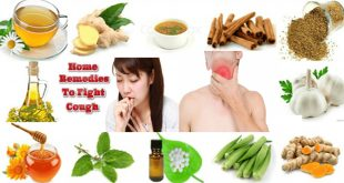 Home Remedy to Get Rid of a Dry Cough Naturally At Home