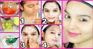 How to Do Skin Whitening Facial at Home Step by Step Method