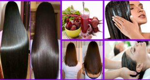 How to Make Natural Hair Tonic for Getting Long Hair