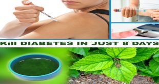 How to Treat Diabetes Naturally in 8 Days without Medicines