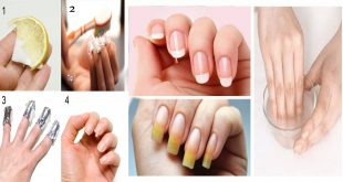 How to Whiten Yellow Nails with Easy Home Remedies 2