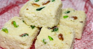 How to make Delicious Kalakand Burfi with simple recipe