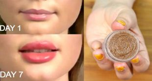 How to Get Bigger Lips Naturally At Home with this DIY Lip Balm