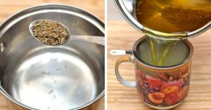 Amazing Homemade Drink to Lose Belly and Back Fat Fast