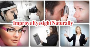 Amazing Homemade Juice to Improve Eyesight Naturally