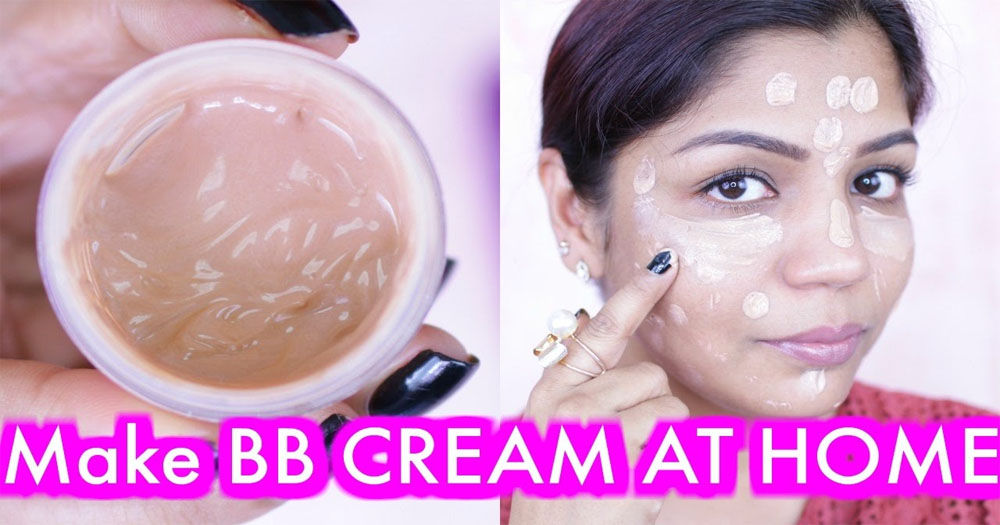 How To Make Your Own Easy Natural Foundation