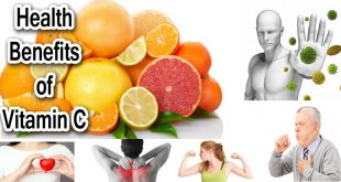 Some Amazing Health Benefits of Vitamin C You Don't Know
