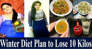 An Effective Winter Diet Plan to Lose 10 Kilos in 10 Days Fast