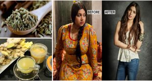 Homemade Drink to Lose Belly Fat & Get Flat Stomach