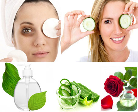 Amazing Home Remedy for Dark Circles Removal Fast