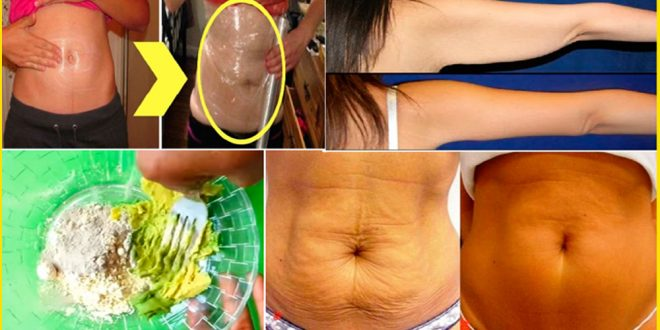 An Amazing DIY Mask to Tighten Loose Sagging Skin