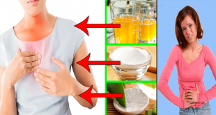 Easy Way to Cure Acid Reflux Naturally